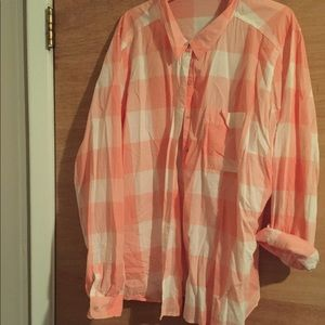 Maurice's Plaid Shirt